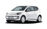 Rent a Car VW Up