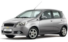 Rent a car Chervolet Aveo