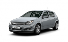 rent a car opel astra hb