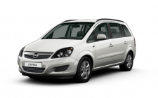 Rent a car Opel Zafira