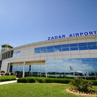 Airport Zadar rent-a-car location