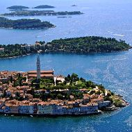 Rent-a-car location Rovinj Croatia