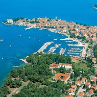 Poreč rent-a-car location